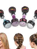 baratos Vestidos de Noite-Acessórios de cabelo perucas Acessórios Para Meninas pçs cm Diário Clássico Alta qualidade