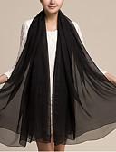 preiswerte Schals-Damen Büro Grundlegend Rechteck Solide