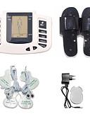preiswerte Hochzeit Schals-Ganzkörper Massagegerät Elektrisch Vibration Akupressur warm halten Hilft beim Abnehmen Abdominale Lockerung nach der Geburt Lindert