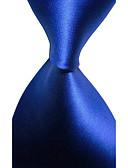 preiswerte Krawatten & Fliegen-Herrn Party Büro Grundlegend, Baumwolle Kunstseide Polyester Hals-Binder Solide
