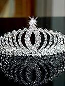 preiswerte Unterröcke für Hochzeitskleider-Strass / Aleación Tiaras / Stirnbänder / Kopfbedeckung mit Blumig 1pc Hochzeit / Besondere Anlässe Kopfschmuck
