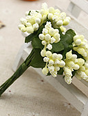 cheap Junior Bridesmaid Dresses-Artificial Flowers 12 Branch Modern Style Fruit Tabletop Flower