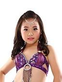 halpa Tanssiasusteet-Tanssiasusteet Pääasut Naisten Suoritus Metalli Tupsuilla Headwear