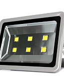 preiswerte Modische Accessoires-1pc LED Flutlichter Wasserfest / Dekorativ Warmes Weiß / Kühles Weiß 85-265 V Außenbeleuchtung