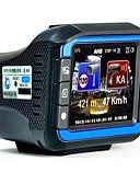 halpa Häähunnut-VGR-33 720 x 480 1080p Auto DVR 120 astetta / 140 astetta Laajakulma 12.0MP CMOS 2 inch Dash Cam kanssa Automaattinen tallennin
