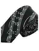abordables Corbatas y Pajaritas para Hombre-Hombre Corbata - Fiesta / Trabajo / Básico A Rayas