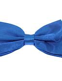 baratos Gravatas e Gravatas Borboleta-Homens Festa Trabalho Básico Poliéster, Gravata Borboleta Jacquard