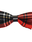 cheap Men's Ties & Bow Ties-Men's Party Work Basic Polyester Bow Tie - Jacquard