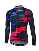 cheap Men's Exotic Underwear-Fastcute Men's / Women's Long Sleeve Cycling Jersey Bike Jersey, Quick Dry, Breathable, Sweat-wicking Coolmax®