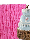 voordelige Jurken-Bakvormen gereedschappen Siliconen cake Decorating / Baking Tool Brood / Taart / Chocolade Cake Moulds 1pc