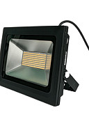 cheap Sport Watches-LED Floodlight Waterproof / Slim Line / Swing Arm 220-240 V Garage / Carport / Outdoor Lighting LED Beads