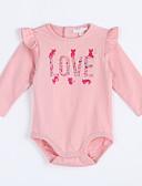 halpa Tyttöjen vaatteet-Vauva Tyttöjen Yhtenäinen Puuvilla body