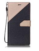 hesapli Gece Elbiseleri-CaseMe Pouzdro Uyumluluk Apple iPhone 7 / iPhone 6 / iPhone 5 Kılıf Kart Tutucu / Flip Tam Kaplama Kılıf Kuyruk Sert PU Deri için iPhone 7 Plus / iPhone 7 / iPhone 6s Plus