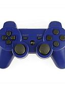 baratos Quartz-Sem Fio Controladores de jogos Para Sony PS3 ,  Novidades Controladores de jogos ABS 1 pcs unidade