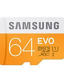 billige Sportsur-samsung 64gb micro sd kort tf kort hukommelseskort uhs-i u1 class10 evo til smartphone tablet kamera