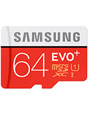 cheap Wedding Dresses-SAMSUNG 64GB Micro SD Card TF Card memory card UHS-I U1 Class10 EVO Plus EVO+