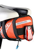 baratos Chaveiros de Lembrancinha-ROSWHEEL Bolsa para Bagageiro de Bicicleta Prova-de-Água, Reflector, Vestível Bolsa de Bicicleta Bolsa de Bicicleta Bolsa de Ciclismo Ciclismo / Moto