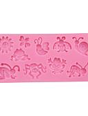 olcso Férfi nyakkendők és csokornyakkendők-Bakeware eszközök Műanyag DIY Torta süteményformákba 1db