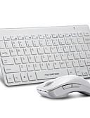 baratos Relógio de Bolso-Sem Fio Combinação de teclado de mouse Mini Bateria AA teclado escritório
