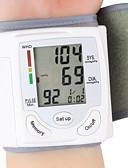 levne Měřič aktivity, klipsy a náramky-health care zápěstí Přenosný digitální automatické sledování krevního tlaku