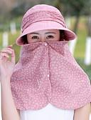 preiswerte Damenhüte-Damen Baumwolle Sonnenhut - Druck Blumen / Sommer