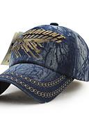 baratos Chapéus de Moda-Unisexo Activo Algodão, Chapéu de sol Boné Retalhos
