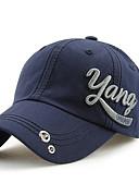 זול כובעים אופנתיים-כובע שמש כובע בייסבול - אחיד כותנה פעיל יוניסקס