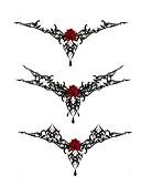 halpa Miesten eksoottiset alusvaatteet-1 pcs väliaikaiset tatuoinnit Vedenkestävä / Non Toxic brachium / Rinnanympärys Tatuointitarrat