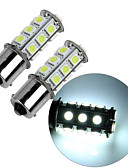 voordelige Damesjassen & trenchcoats-2pcs 1156 Automatisch Lampen 2.5W SMD 5050 195lm Interior Lights