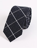 cheap Men's Ties & Bow Ties-Men's Neckwear / Classic & Timeless Necktie - Check