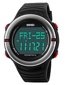 cheap Dress Watches-Smartwatch YYSKMEI1111 for Heart Rate Monitor / Calories Burned / Long Standby / Water Resistant / Water Proof / Exercise Record Stopwatch / Pedometer / Alarm Clock / Chronograph / Calendar / Sports