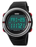 olcso Ruha óra-Intelligens Watch YYSKMEI1111 mert Szívritmus monitorizálás / Elégetett kalória / Hosszú készenléti idő / Vízálló / Edzésnapló Dugók & Töltők / Lépésszámláló / Ébresztőóra / Kronográf / Naptár