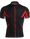 cheap Sport Watches-Jaggad Men's Short Sleeve Cycling Jersey Bike Jersey, Quick Dry, Breathable Polyester