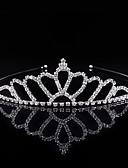 preiswerte Parykopfbedeckungen-Krystall / Strass / Aleación Tiaras / Stirnbänder mit 1 Hochzeit / Besondere Anlässe / Party / Abend Kopfschmuck