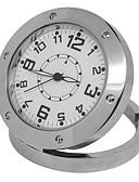 cheap Men's Polos-HD 720P Recorder Clock Camera Support TF Card Recording Surveillance Mini Camera