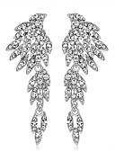 ieftine Rochii de Mireasă-Pentru femei Cercei Picătură cercei Personalizat Design Unic Modă Euramerican Bijuterii Alb Pentru Nuntă Ocazie specială Aniversare Zi de Naștere Logodnă Cadou / Zilnic