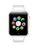 olcso Okosórák-Intelligens Watch YYG11-K1 mert Android iOS Bluetooth 2G Vízálló Érintőképernyő Elégetett kalória Edzésnapló Lépésszámlálók Lépésszámláló Alvás nyomkövető ülő Emlékeztető Hol a mobilom / Ébresztőóra