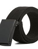 cheap Fashion Belts-Men's Classic & Timeless Alloy Waist Belt - Solid Colored