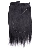 cheap Cocktail Dresses-Flip In Human Hair Extensions Classic Human Hair Extensions Human Hair Halo Extensions Women's - Light Blonde Platinum Blonde Dark Wine
