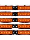 preiswerte Damen Socken & Strumpfwaren-ZIQIAO 10 Stück Auto Leuchtbirnen Außenleuchten For Universal