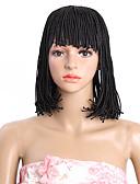 cheap Men's Swimwear-Synthetic Wig Synthetic Hair 100% kanekalon hair Wig Capless