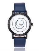 abordables Relojes de Hombre-Hombre Reloj de Pulsera Chino PU Banda Casual / Moda Negro / Blanco / Azul / Jinli 377