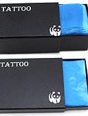 billige Slips og sløyfer-Klemkabeldeksel på 100 og engangspose-bokser med 200