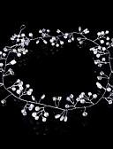 preiswerte Brautjungfernkleider-Krystall / Künstliche Perle Stirnbänder / Kopf Kette / Haar-Werkzeug mit 1 Hochzeit / Party / Abend Kopfschmuck