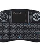 olcso Junior koszorúslány-ruhák-billentyűzet 2,4 GHz-es vezeték nélküli Bluetooth 4.0 Mert Android TV doboz&TV Dongle