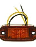baratos Vestidos de Mulher-SENCART 10pçs Caminhão / Motocicleta / Carro Lâmpadas 1W LED Dip 90lm 2 luzes exteriores For Universal Todos os Anos