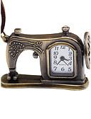 povoljno Luksuzni satovi-Muškarci Žene Džepni sat Mehanički na navijanje Koža Smeđa Kreativan Rasprodaja Analog Vintage - Bronza
