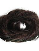 povoljno Odjeća za trbušni ples-Chignon punđe Klasik Kose za kosu Sintentička kosa Kose za kosu Ugradnja umetaka Klasik Dnevno Bež