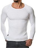 cheap Men's Swimwear-Men's Sports Active Cotton T-shirt - Solid Colored Round Neck