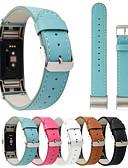 זול להקות Smartwatch-צפו בנד ל Fitbit Charge 2 פיטביט אבזם קלאסי עור אמיתי רצועת יד לספורט